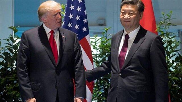 Çin'den Trump'a itidal çağrısı