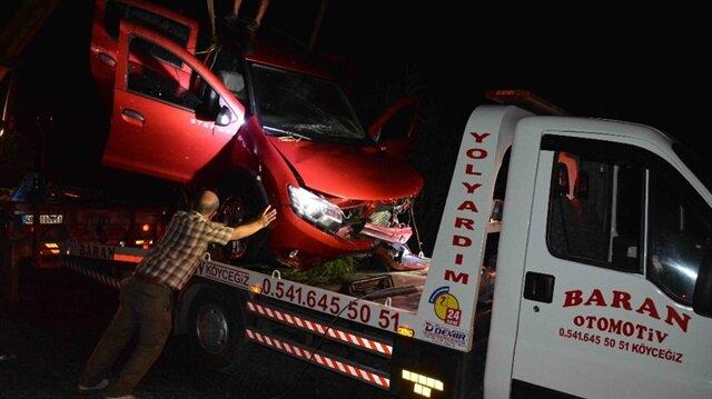 Muğla'da trafik kazası: 7 yaralı