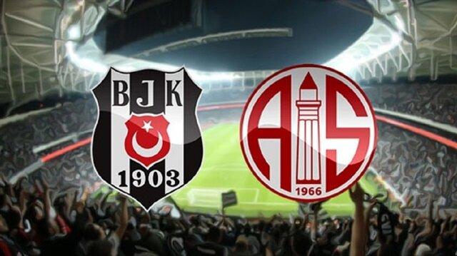 Beşiktaş Antalyaspor maçı bu akşam saat kaçta?