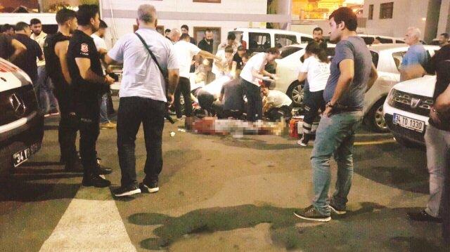 Öldürülen teröristin bombalı eylem hazırlığında olduğu iddia edildi.