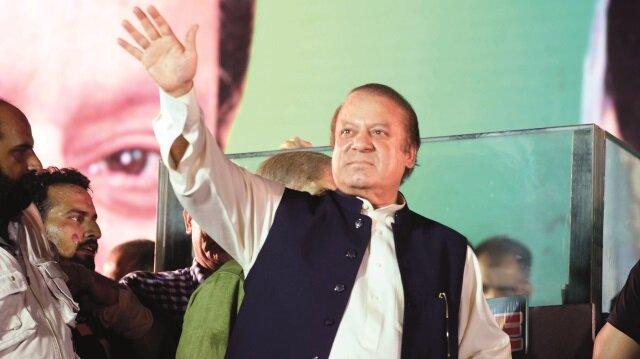 Pakistan eski Başbakan Navaz Şerif