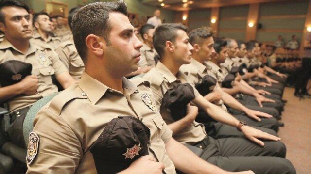 polisin görevleri nelerdir kısaca madde halinde