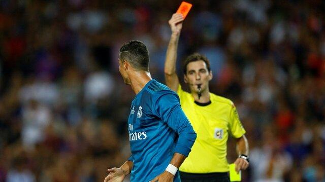Ronaldo'ya ağır fatura
