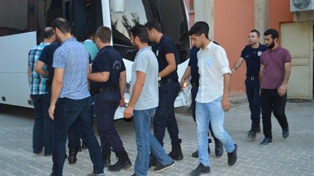 Mardin'de 8 FETÖ'cü tutuklandı