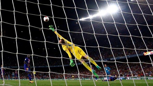 Real Madrid 'Barça'ladı