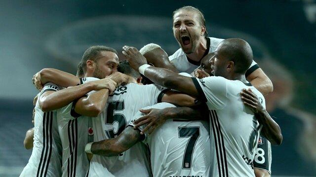 Beşiktaş, Antalyaspor'u seyircisiz maçta 2-0 mağlup etmeyi başardı.