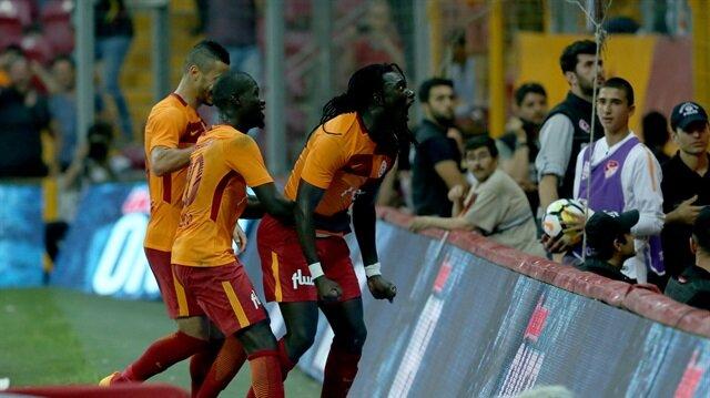 Galatasaray mest etti