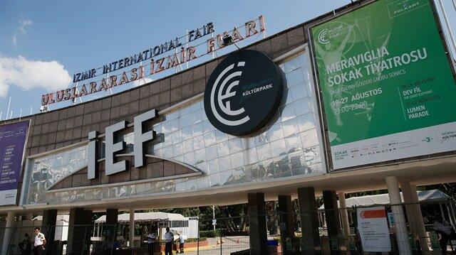 بمشاركة روسية واسعة.. معرض إزمير الدولي يفتح أبوابه الجمعة