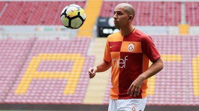Galatasaray'dan<br>'Feghouli' açıklaması