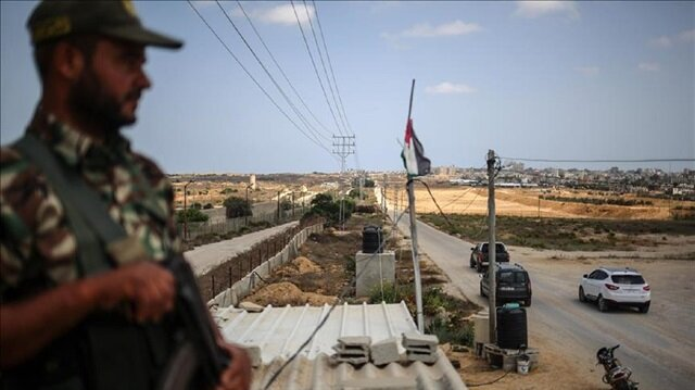 Two killed on Gaza-Egypt border