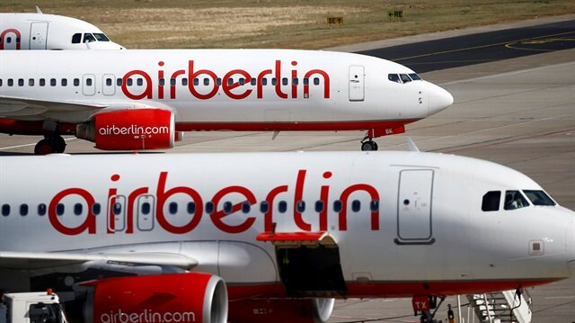 Airberlin Files for Bankruptcy as Key Shareholder Stops Funding