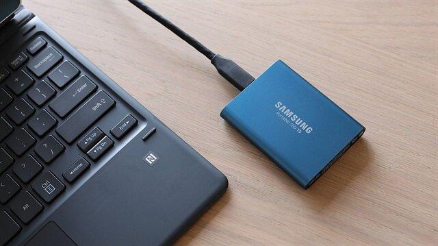 Samsung, 5 TB veriyi küçücük kutuya sığdırdı