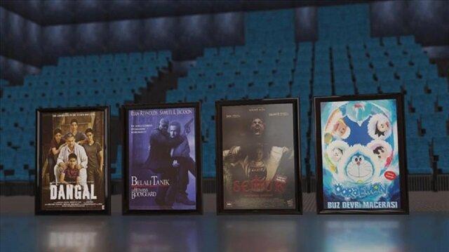 Bu hafta 1'i yerli 9 film vizyonda olacak