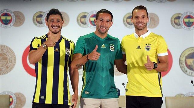Fenerbahçe'den imza şov