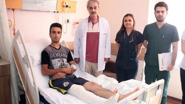 Adana'da ilk kez uygulandı dünya tıp literatürüne girdi