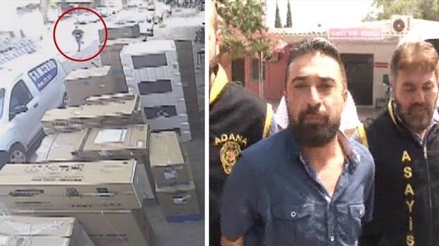 Türkiye'nin konuştuğu cinayetin görüntüleri ortaya çıktı!