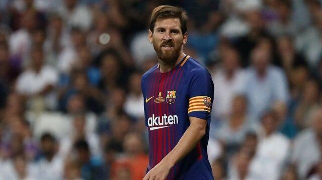 Messi'den şaşırtan takip