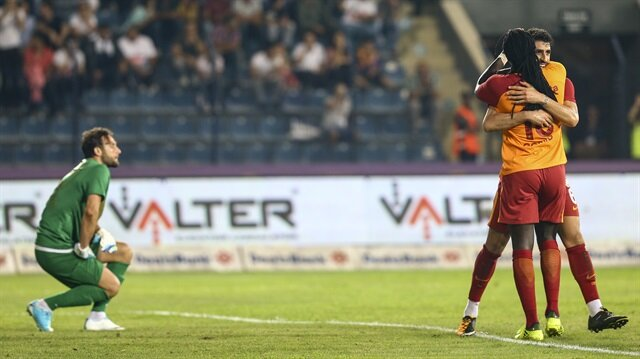 Galatasaray affetmiyor!
