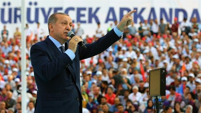Turkish president reiterates calls over German election