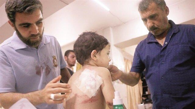 PKK attacks civilians with 'Grad Missiles' in Syria