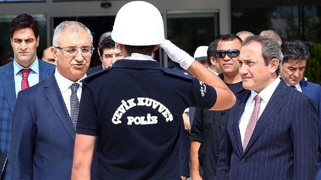 Ankara Emniyet Müdürü göreve başladı