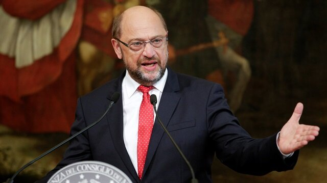 Germany's Schulz says he would demand US withdraw nuclear arms