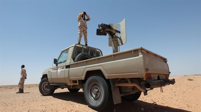 14 troops killed in Daesh attack in southern Libya