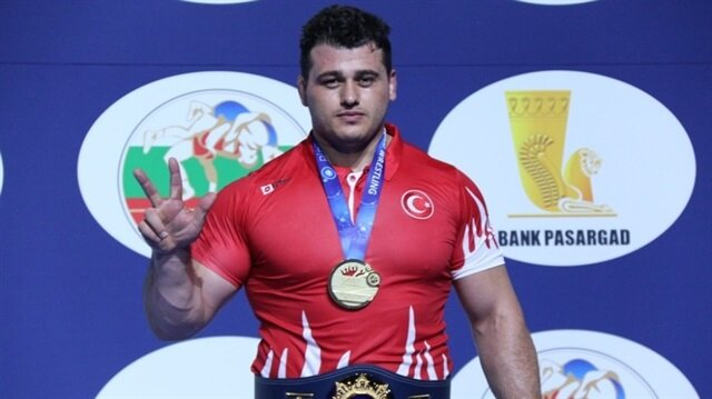 World Champion Rıza Kayaalp