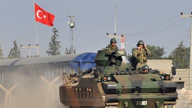 1 yıl önce bugün: Türkiye, Suriye'de!
