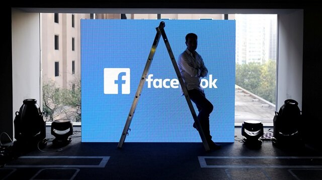 Facebook's vice president for Latin America, Diego Dzodan, poses for a photograph
