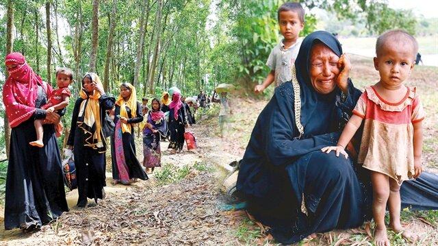 Arakan'da yavaşlatılmış soykırım
