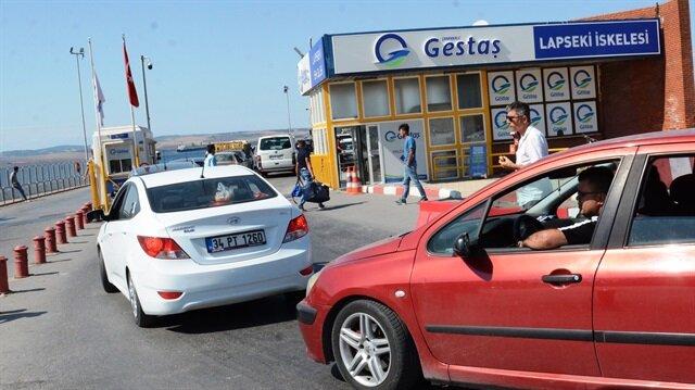 Tatil bitti trafik yoğunluğu bitmedi