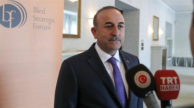 Dışişleri Bakanı Çavuşoğlu Bangladeş'e gidiyor