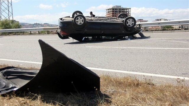 İçişleri Bakanlığı trafik kazası bilançosunu açıkladı