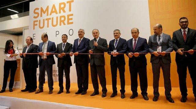 Smart Future Expo bugün başladı.
