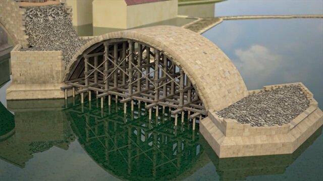 14. yüzyıldaki inşaat teknolojisi izleyenleri hayran bırakıyor