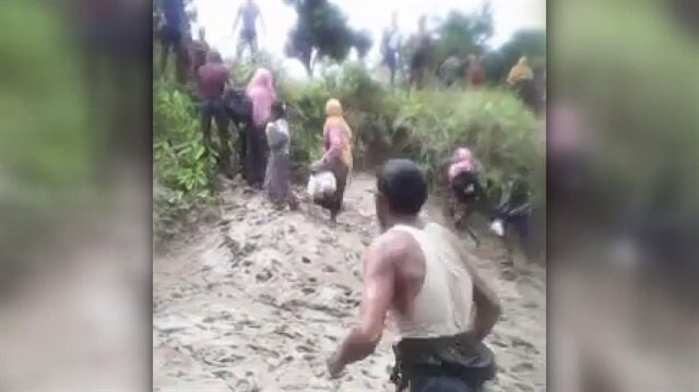 Bodies of Rohingya children wash ashore in Bangladesh