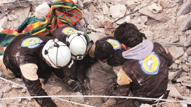 Syria's government killed civilians with chemical weapons in April finds UN inquiry