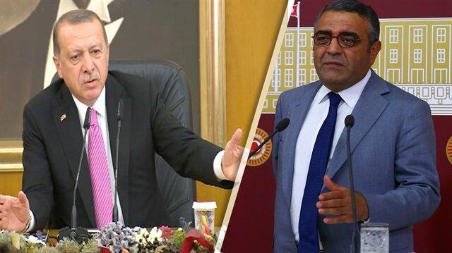 Erdoğan'dan SİHA'ları eleştiren CHP'li vekile sert tepki!