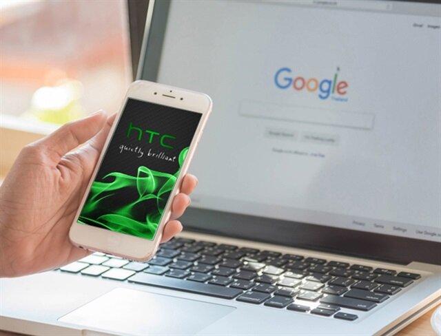 Google'dan HTC hamlesi