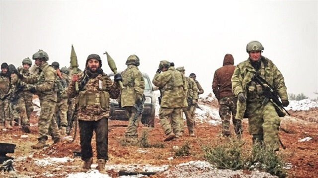 PKK militants 'neutralized' in two weeks: Turkish military