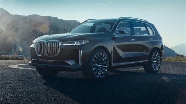 BMW'nin SUV ailesinde X1, X3, X4, X5 ve X6 modelleri bulunuyor.