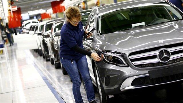 Mercedes'ten tarihi karar