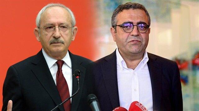 Kılıçdaroğlu terör destekçisine sahip çıktı