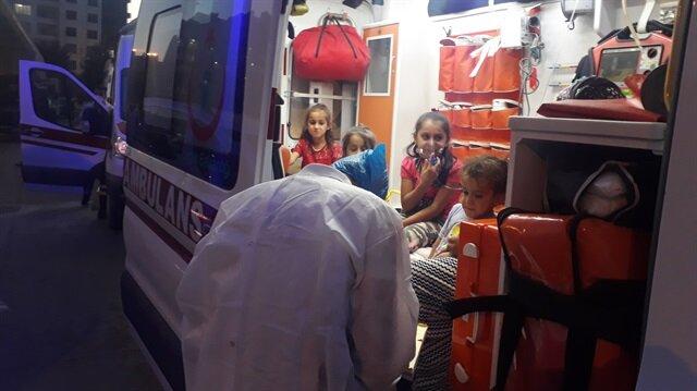 Siirt'te 23'ü çocuk 40 kişi zehirlendi