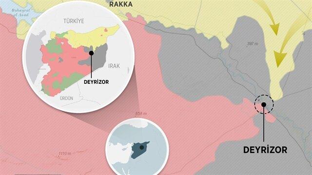 DEAŞ Deyrizor'u PKK'ya bırakıyor