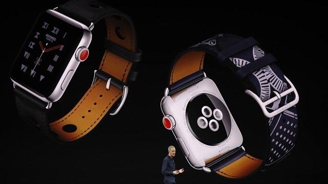 Apple, Watch 3 ve Apple Tv 4K tanıtıldı