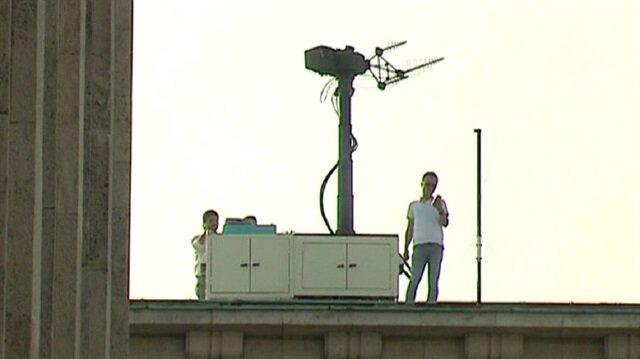 TBMM'ye anti-drone sistemi yerleştirildi