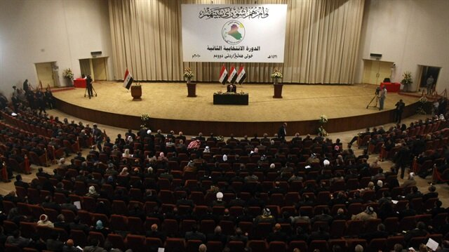 Irak parlamentosu, IKBY'nin referandum kararını reddetti.