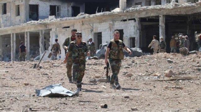 """""""داعش"""" و """"ب ي د"""" يسيطران على 37 في المئة من مساحة سوريا"""